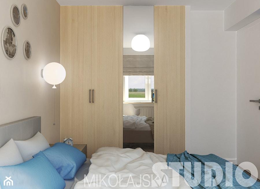 projekt-szafa w sypialni - zdjęcie od MIKOŁAJSKAstudio