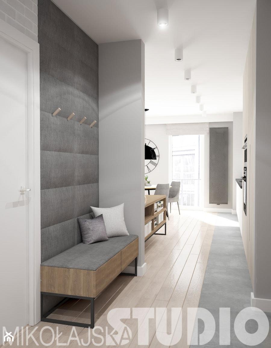 Korytarz z designem zdj cie od miko ajskastudio homebook for Designhotel 21