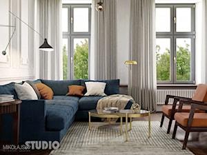 Elegancki apartament w kamienicy