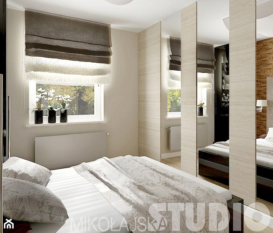 projekt pokoju goscinnego - zdjęcie od MIKOŁAJSKAstudio
