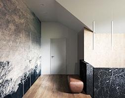 nowoczesna klatka schodowa - zdjęcie od MIKOŁAJSKAstudio