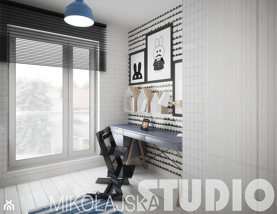 stylish childs room - zdjęcie od MIKOŁAJSKAstudio