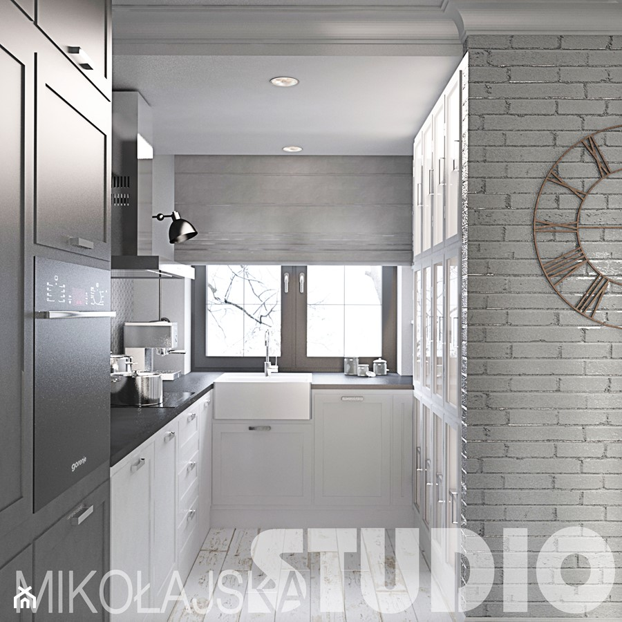kuchnia vintage  zdjęcie od MIKOŁAJSKAstudio