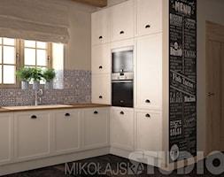 Kuchnia vintage - zdjęcie od MIKOŁAJSKAstudio