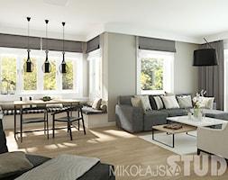 Zdjęcie: Salon w stylu skandynawskim