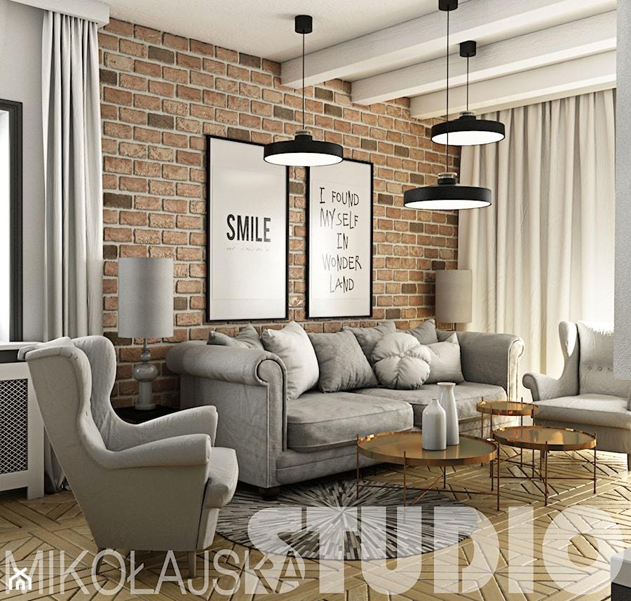 salon-projekt - zdjęcie od MIKOŁAJSKAstudio