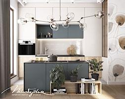 Dla Dwojga - Kuchnia, styl nowoczesny - zdjęcie od MIKOŁAJSKAstudio - Homebook