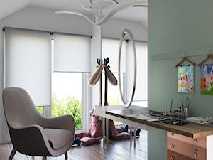 zielony pokój dziecięcy - zdjęcie od MIKOŁAJSKAstudio