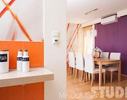 Kolorowe wnętrze - zdjęcie od MIKOŁAJSKAstudio