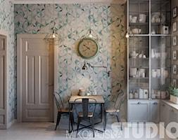 kuchnia w stylu loft - zdjęcie od MIKOŁAJSKAstudio