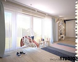 słoneczny pokój - zdjęcie od MIKOŁAJSKAstudio