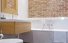 łazienka zaprojektowana indywidualnie - zdjęcie od MIKOŁAJSKAstudio