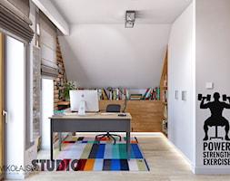 pokój dla syna - zdjęcie od MIKOŁAJSKAstudio