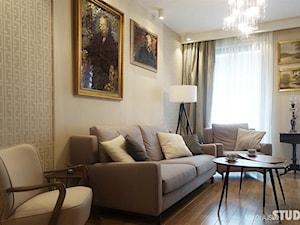 Apartament w sercu Krakowa
