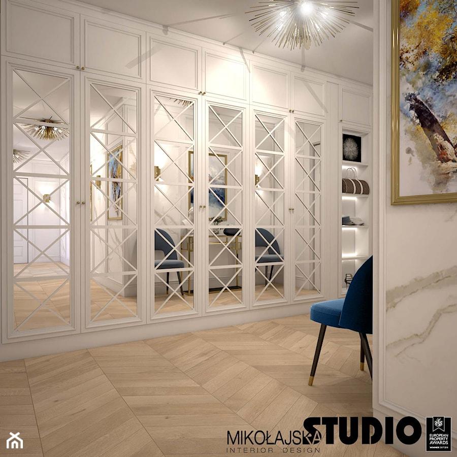 lustrzana ściana - zdjęcie od MIKOŁAJSKAstudio