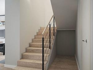 przedpokój schody - zdjęcie od MIKOŁAJSKAstudio