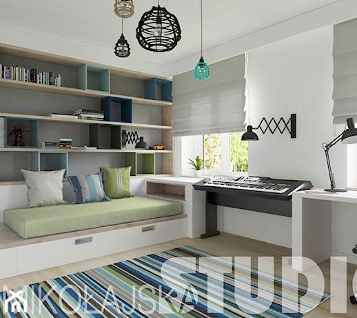 pok j dla ch opca zdj cie od miko ajskastudio. Black Bedroom Furniture Sets. Home Design Ideas