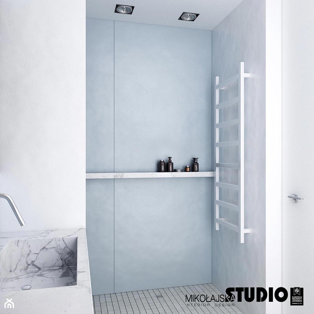 przestronny prysznic - zdjęcie od MIKOŁAJSKAstudio - Homebook