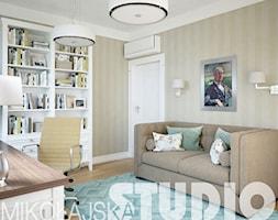 home office classic - zdjęcie od MIKOŁAJSKAstudio