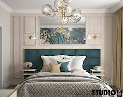 wygodna sypialnia - zdjęcie od MIKOŁAJSKAstudio - Homebook