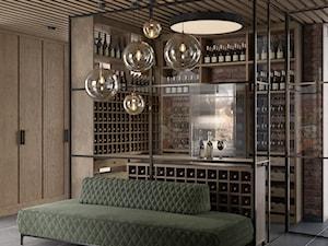 Domowe spa i wine-room