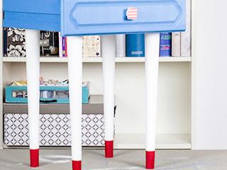 Jak zrobić stolik nocny z szuflady?