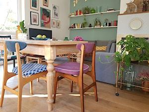 Renowacja krzeseł Hałasa typ 200-190 z przeznaczeniem do jadalni lub biurka