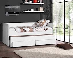 Łóżko Robin z wstawką - łóżko dla dziecka - zdjęcie od epinokio.pl