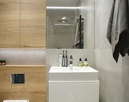 Bemowo 130m2 - Łazienka, styl nowoczesny - zdjęcie od t design - Homebook