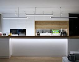 Bemowo 130m2 - Kuchnia, styl nowoczesny - zdjęcie od t design - Homebook