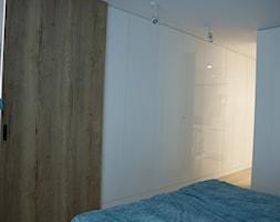 Bemowo 130m2 - Sypialnia, styl nowoczesny - zdjęcie od t design - Homebook