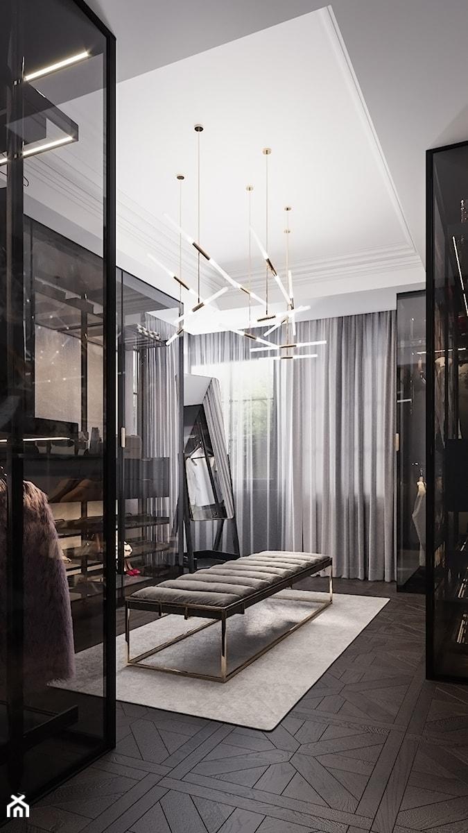 Garderoba - Garderoba, styl nowoczesny - zdjęcie od Dom-Art