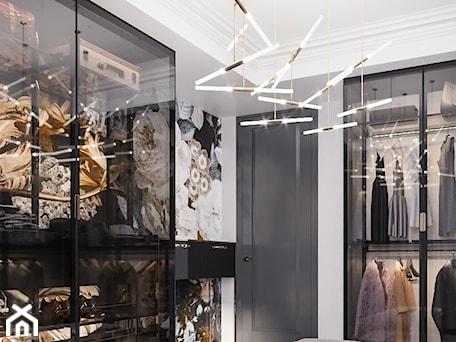 Aranżacje wnętrz - Garderoba: Garderoba - Garderoba, styl nowoczesny - Dom-Art. Przeglądaj, dodawaj i zapisuj najlepsze zdjęcia, pomysły i inspiracje designerskie. W bazie mamy już prawie milion fotografii!
