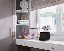 Garderoba - Garderoba, styl glamour - zdjęcie od Dom-Art - Homebook