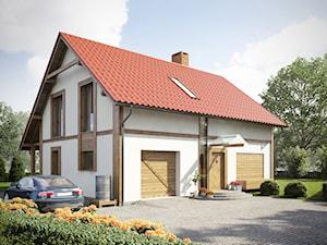 ekoTypowe Projekty domów energooszczędnych - Architekt budynków