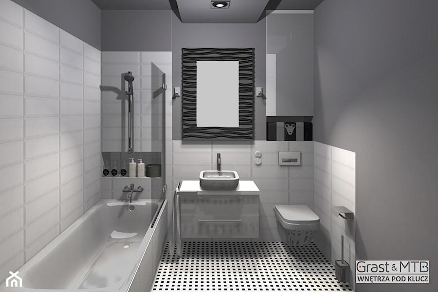 It's_not_simple_projekt_łazienki_1 - zdjęcie od Grast&MTB