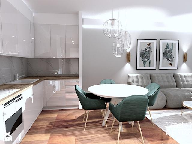 Projekt Mieszkania o powierzchni 62m2