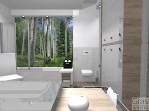 Naturalna łazienka - zdjęcie od Grast&MTB