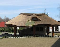 Altana drewniana - zdjęcie od Sklep Gardenplanet