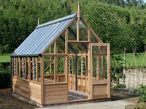 Szklarnia drewniana - zdjęcie od Sklep Gardenplanet