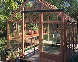 szklarnie ogrodowe z drewna - zdjęcie od Sklep Gardenplanet