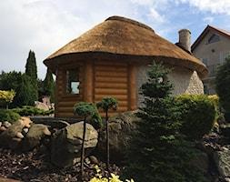 Altana Z Kamiennym Grillem Rosomak Ogród Sklep Gardenplanet