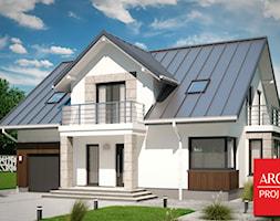 Domy+-+zdj%C4%99cie+od+ARCHIprojekt+Najlepsze+Projekty+Dom%C3%B3w