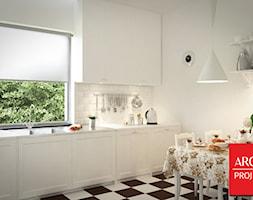 Kuchnia+-+zdj%C4%99cie+od+ARCHIprojekt+Najlepsze+Projekty+Dom%C3%B3w