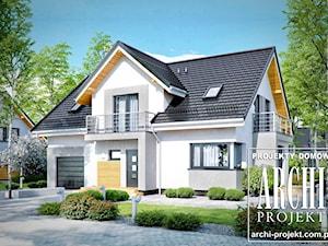 ARCHIprojekt Najlepsze Projekty Domów - Architekt budynków