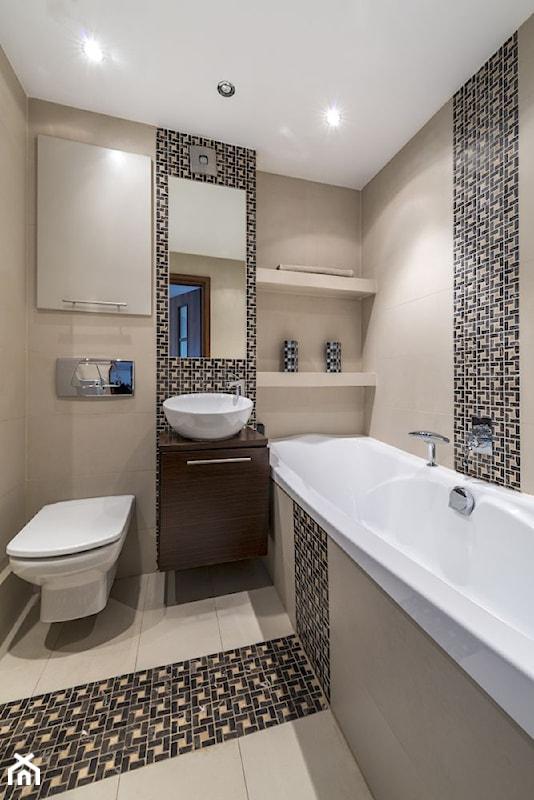 Jak urządzić małą łazienkę? - Ideabook użytkownika Homebook.pl - homebook