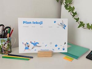 Plan lekcji do druku – pobierz pusty plan lekcji do wydrukowania
