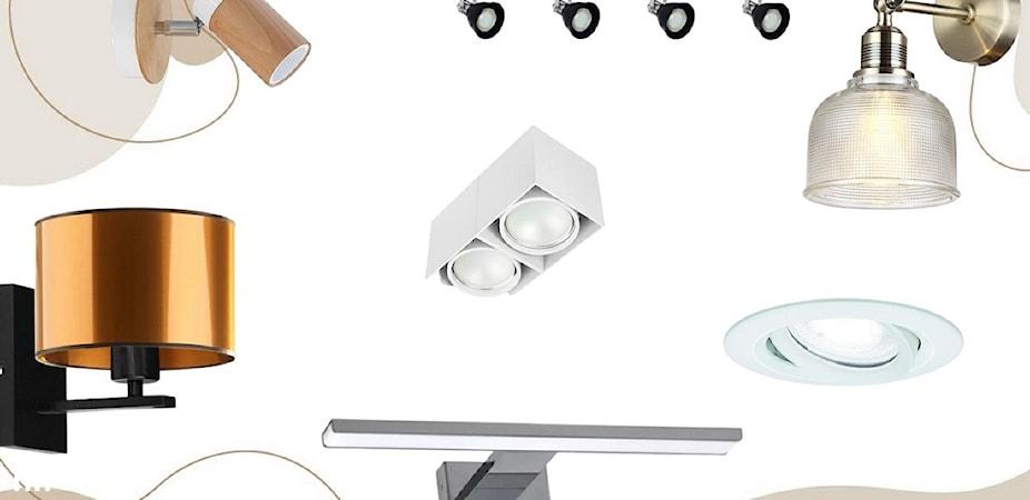 Oświetlenie małej łazienki – jak rozmieścić oświetlenie w małej łazience?