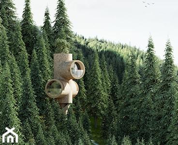 Bert – leśny domek w kształcie Minionka, który pokocha każde dziecko!