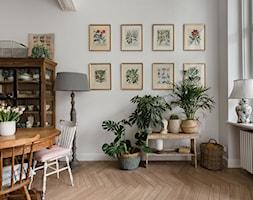 Botanical Studio Space - Salon, styl eklektyczny - zdjęcie od Homebook.pl - Homebook